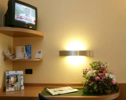 Book/reserve a room in Turin, stay at the Best Western Hotel Luxor