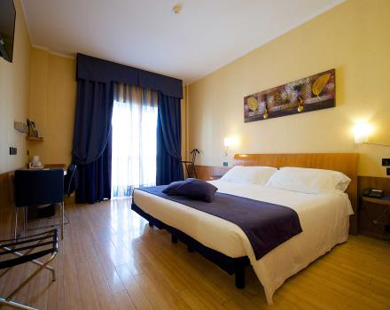 Rooms 3-star hotel in Turin center - BW Hotel Luxor