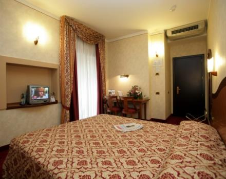 Visit Turin and stay at the Best Western Hotel Luxor
