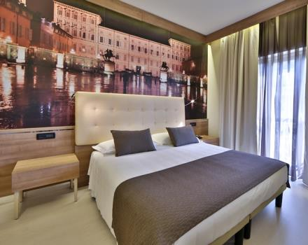 Visit Turin and stay at the Best Western Hotel Luxor. 