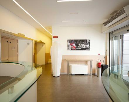 Stay at  Best Western Hotel Luxor 3-star during your vacation in Turin