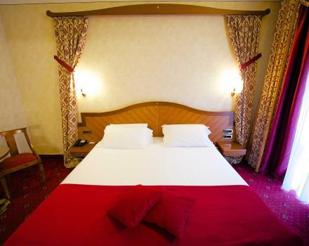 Le camere al Best Western Hotel Luxor a Torino, 3 stelle
