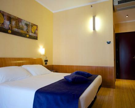 Le camere classic del Best Western Hotel Luxor 3 stelle